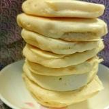 卵不使用★もっちもちパンケーキ