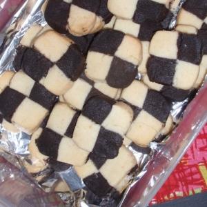 HMde市松クッキー
