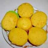 離乳食☆レンジで簡単 かぼちゃの蒸しパン