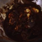 抹茶フォンダンショコラの作り方。混ぜる ...