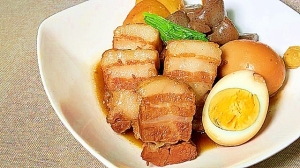 豚の角煮【圧力鍋】