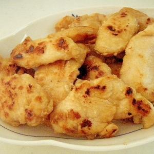簡単★あっという間にできる鶏むね肉の甘酢生姜ソテー