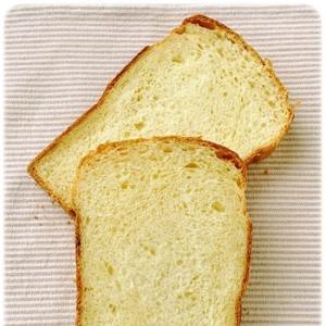 100%薄力粉のブリオッシュ食パン