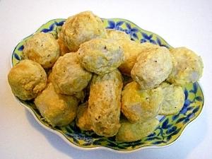 ❤里芋の丸ごと揚げ❤