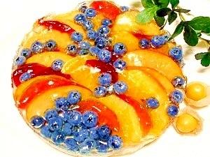 フルーツに☆ナパージュ