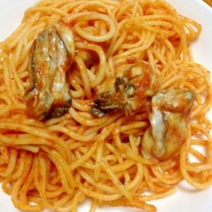 牡蠣スパゲティ