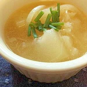 冬瓜のさっぱりスープ