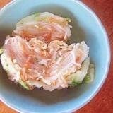 我家流~キムチ風白菜の漬物