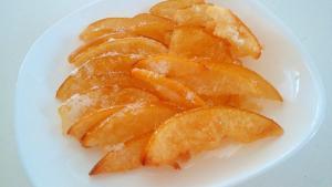 晩白柚の皮の砂糖漬