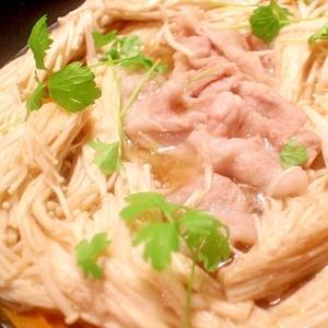 【簡単鍋】フライパンで作る豚と野菜のカジュアル鍋