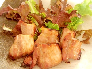簡単 豚バラ グリル焼