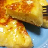 モチモチ餅ホットケーキ
