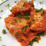 カチャトーラ(チキンのトマト煮)