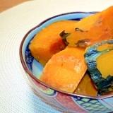 家庭の味☆坊っちゃんかぼちゃの煮物