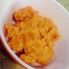 かぼちゃあん(餡)~塩麹がポイント~