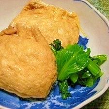 おからと鶏挽き肉☆ヘルシー袋煮