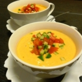 一番美味しい夏のスープ☆ガスパチョ