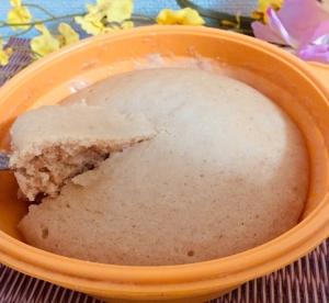 おやつご飯な☆味噌蒸しパン☆シリコンスチーマー