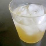 梨のシロップ