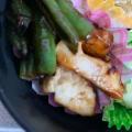 鶏肉といんげんのピリ辛カレー炒め★
