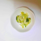 白菜とゆずの浅漬け