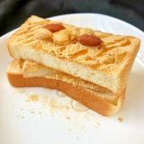 きな粉餅トースト♪