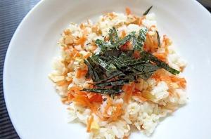 酢生姜で簡単ちらし寿司