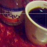 水あめコーヒー