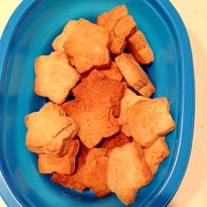 シンプルな簡単クッキー