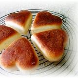 6Pチーズdeハートパン