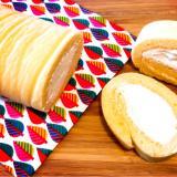 低糖質★大豆粉のロールケーキ