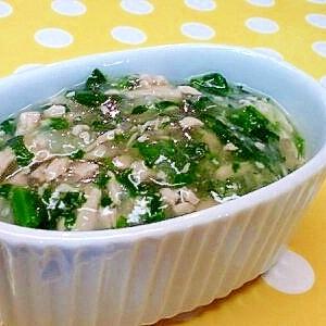 【離乳食】中華風とろみ煮(豚モモ&かぶら)