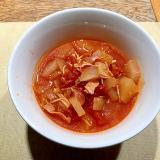 電気圧力鍋でゴロゴロ根菜 野菜たっぷりトマト煮込み