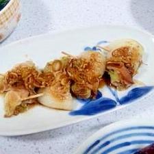 ロール白菜in豚バラ