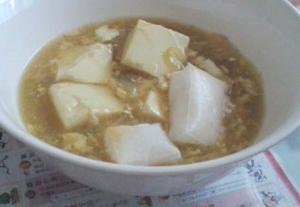 豆腐カレー雑煮