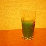 りんご☆水菜の生ジュース