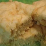 林檎ジュースと人参のマクロビ蒸しケーキ ルクエ使用