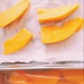 果物やカンズメの冷凍保存