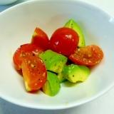 ☆アボカドとトマトのサラダ☆