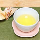 緑茶×柚子はちみつ