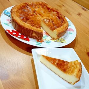 大好き♪ヨーグルトでチーズケーキ\(^o^)/
