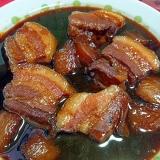炊飯器で簡単☆豚の角煮