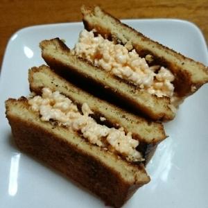 炒り卵トースト☆