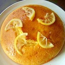 ☆爽やか!レモンヨーグルトケーキ☆