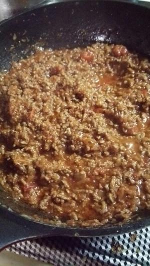 作り置き料理:肉/ばあばのミートソース