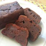 バーミックスで簡単!大人のチョコレートケーキ