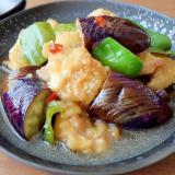 【揚げない】鶏肉と夏野菜の南蛮煮