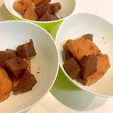 田舎の味☆筍とこんにゃくの醤油煮