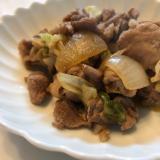 簡単*豚肉と野菜のオイスターソース炒め