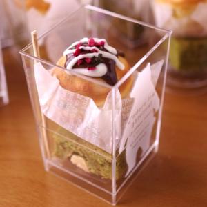 HMで簡単おもしろスイーツ☆ホットたこ焼きケーキ